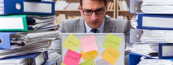 déséquilibre entre vie professionnelle et vie personnelle