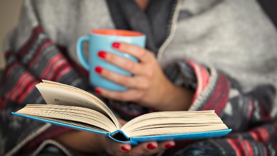 lire un livre permet de s'endormir plus facilement